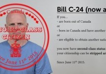 قانون جنجالی جدید شهروندی  C24 کانادا